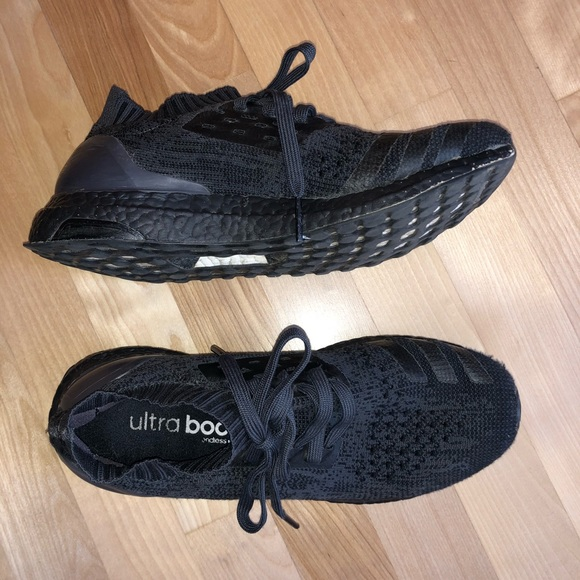 7c15cb39e139b adidas Other - Adidas Ultra Boost Uncaged Triple Black 2.0